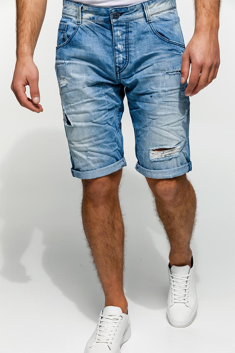 Kellen-Ds Denim Shorts