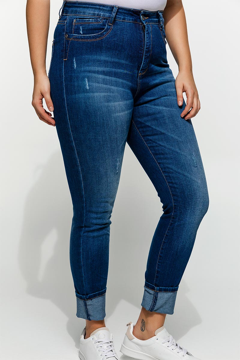 BIANA-PS JEANS, BLUE