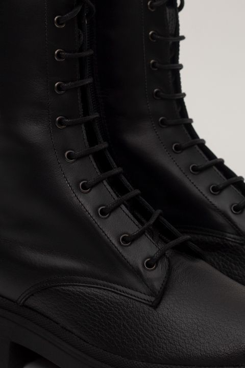3610 BOOTS, BLACK