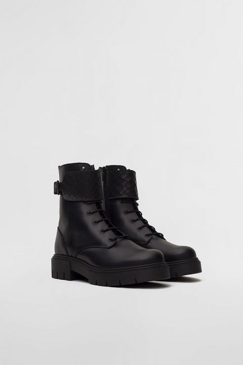 3605 BOOTS, BLACK