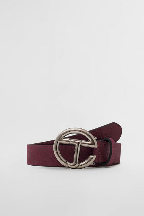 EW002 BELT, BORDEAUX