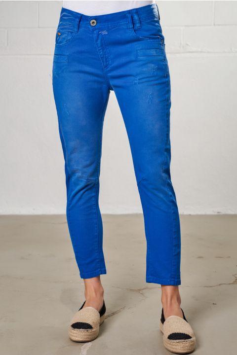 ARLOTTA-AR PANTS, ROYAL BLUE