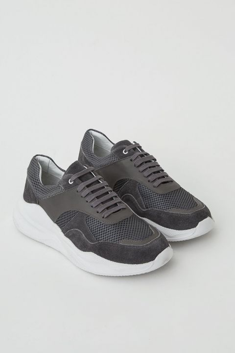 CN1-W20 SNEAKERS, LIGHT GRAY