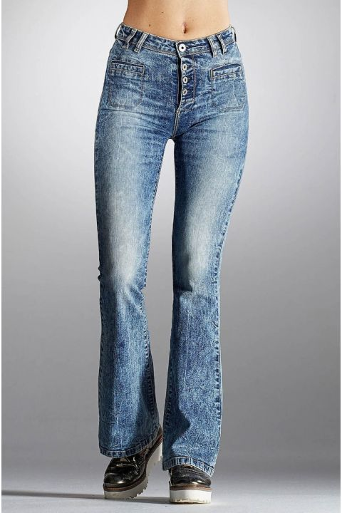 AROLA-NB JEANS, BLUE