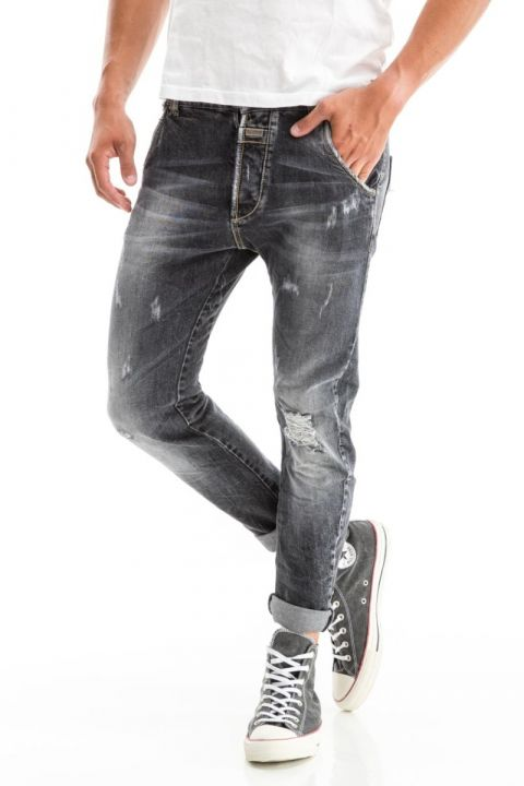 NAPIER-N JEANS TAPERED LEGS