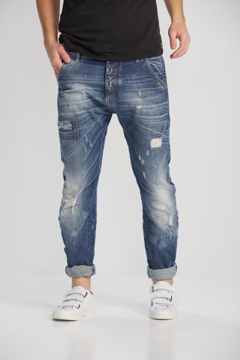 MAXWELL-72 JEANS, BLUE