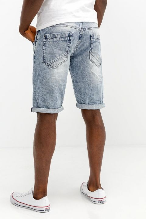 TEDDY-RO DENIM SHORTS