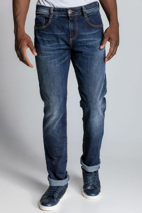 DU.MARTIN-87 JEANS, RINSE