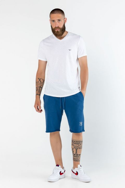 WILDER-19FW SHORTS, ROYAL BLUE