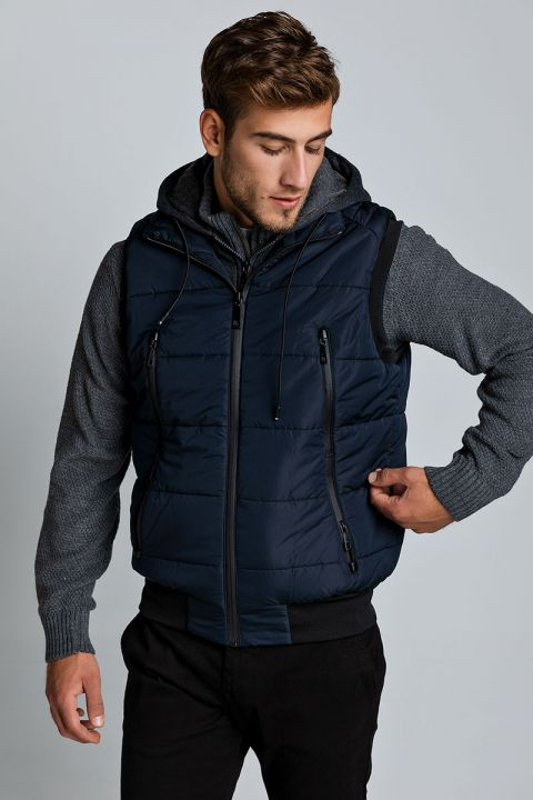 SCOTTY VEST JACKET-