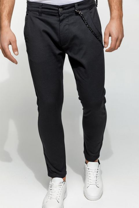 LORIAN-S20 PANTS, BLACK