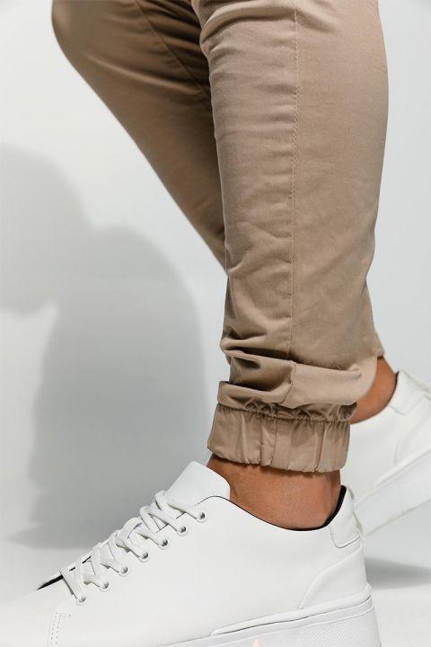 HARMON-SAN PANTS, BEIGE