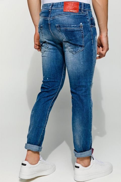 CONWAY-NB JEANS, BLUE