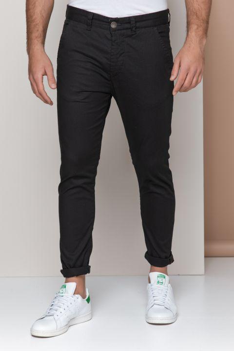 SERENO-ZE PANTS, BLACK