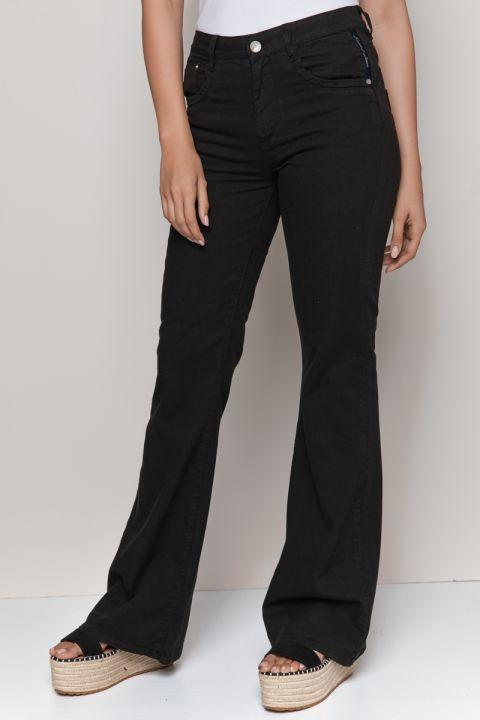 Plummer-Ram Coloured Jeans, BLACK