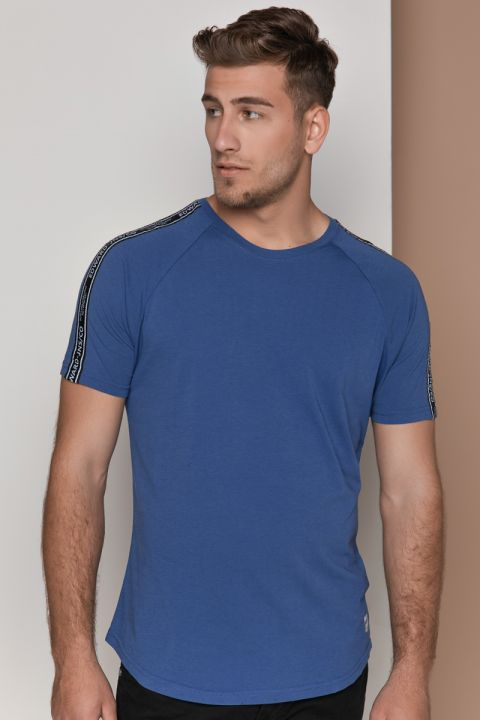 TREYS TSHIRT, BLUE