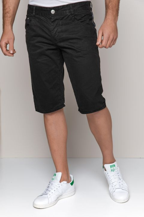 TEDDY-T SHORTS, BLACK