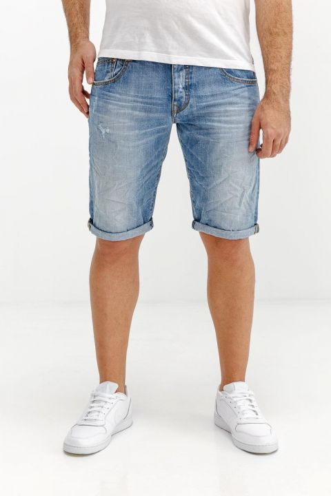 TEDDY-RC DENIM SHORTS