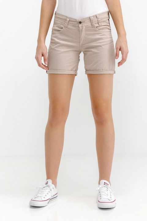 MARGOT-C SHORTS, BEIGE