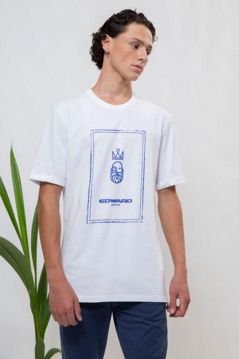 GERM TSHIRT, WHITE