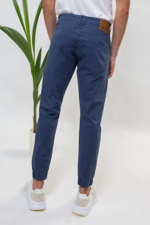 HARMON-SAN PANTS, INDIGO