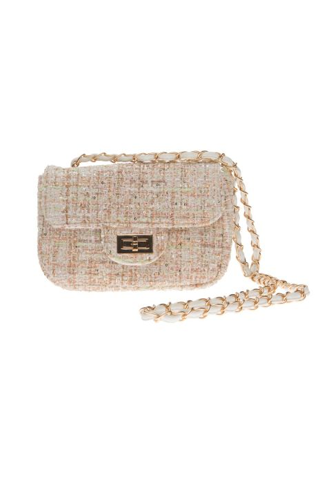 527/FL19 SMALL BOXY SHOULDER BAG