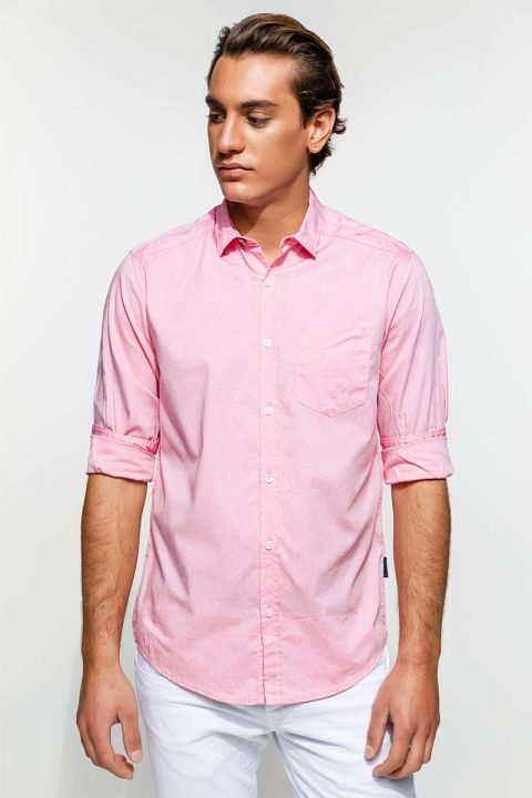 ATHLOS-CIN SHIRT, PINK