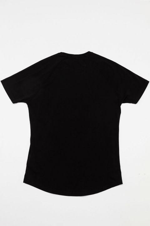 BOUND TSHIRT, BLACK