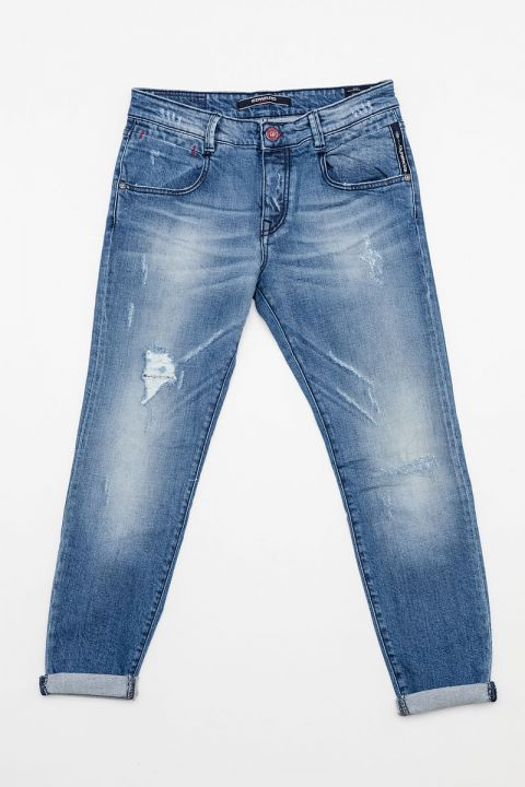 BRICEN-20 JEANS, BLUE