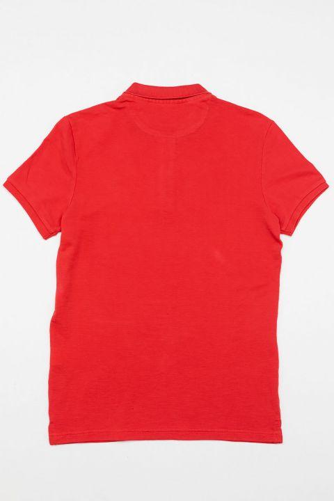 CODE TSHIRT, RED