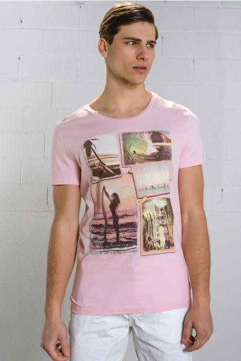 Edel T-Shirt, PINK