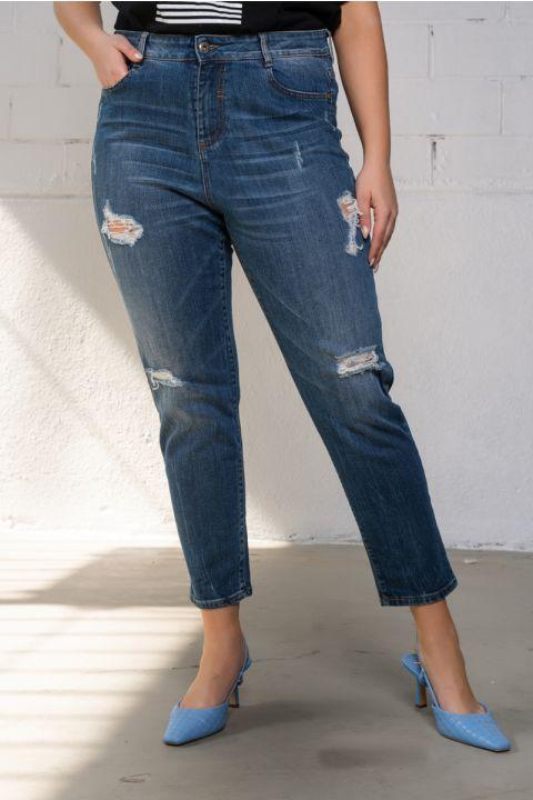 Jordana-Ps Jeans, BLUE