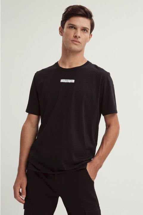 PATH-W20 TSHIRT, BLACK
