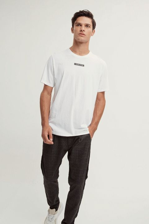 PATH-W20 TSHIRT, WHITE