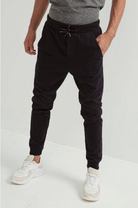 RIMON-FL SWEATPANTS, BLACK