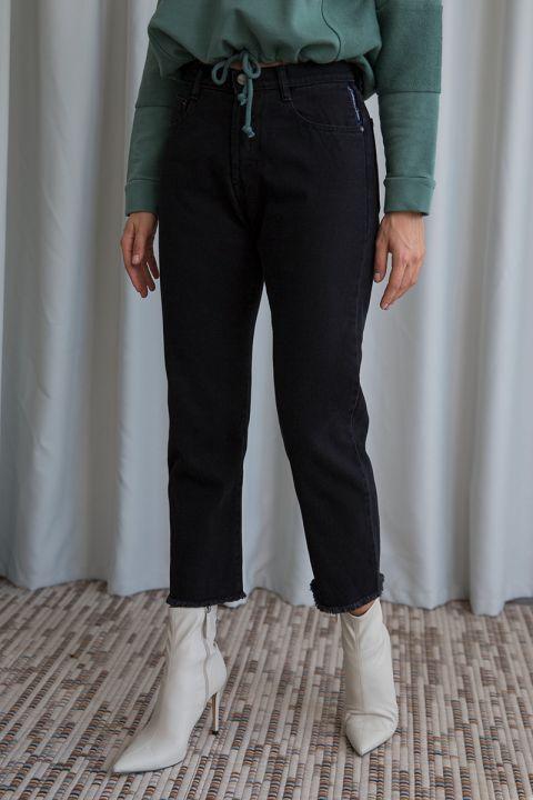 Briley-Bl Jeans, DARK GREY DENIM