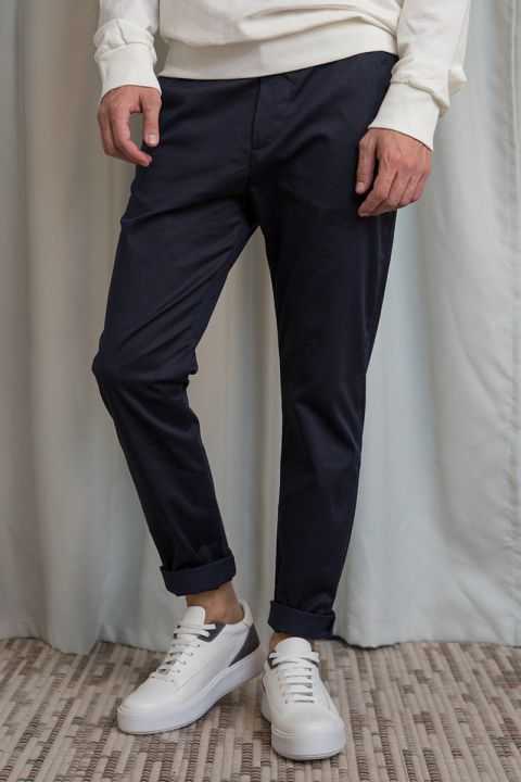 BRECHT-W20 PANTS, BLUE