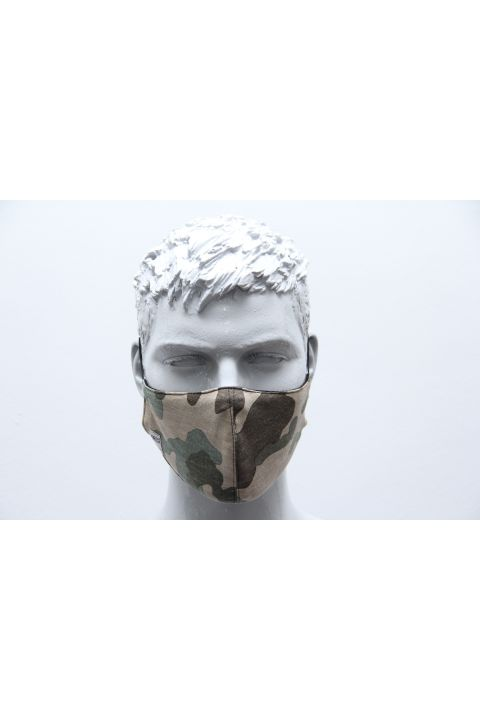 FORMED PROTECTION MASK, ARMY