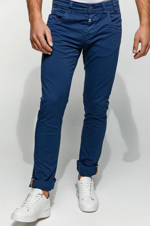 HANZ-NCR PANTS, BLUE