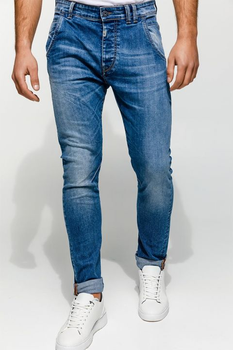 HARLOW-987 JEANS, BLUE