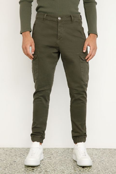 KANIEL-DN PANTS, ARMY