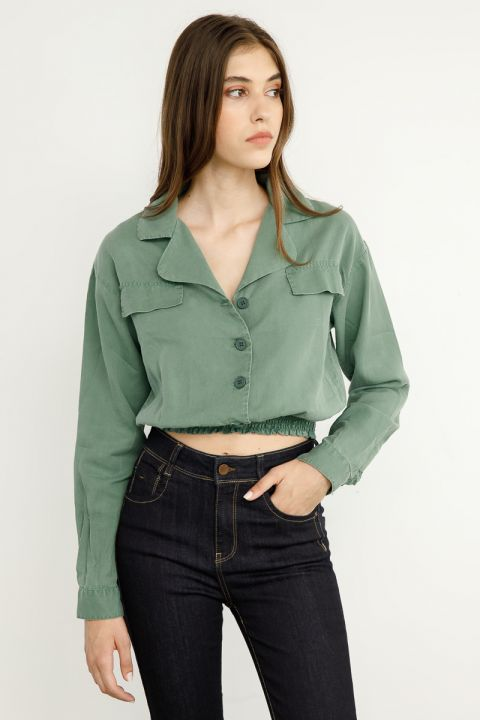 HUELA SHIRT, JUNGLE
