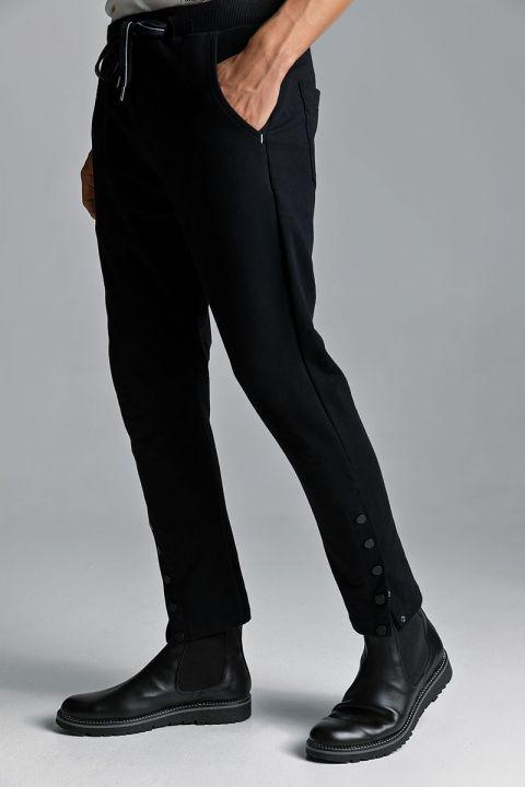 KESLER-W20 PANTS, BLACK