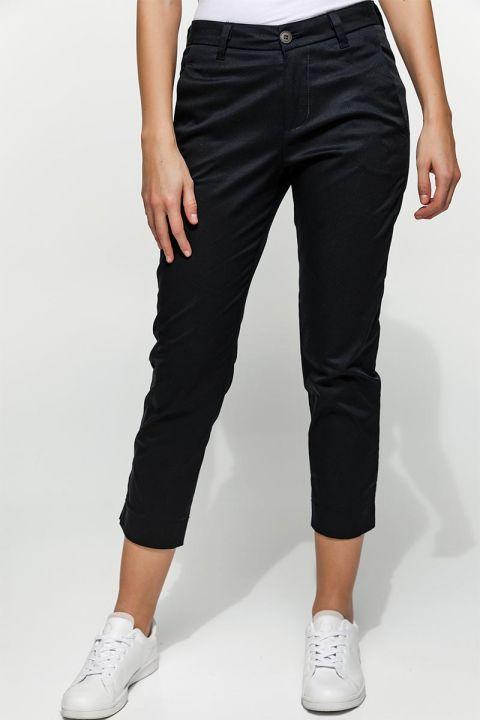 LAQUETA-KL PANTS, BLACK