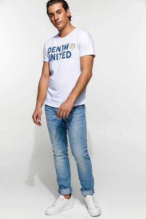 DU.DANI-OLBL JEANS, BLUE