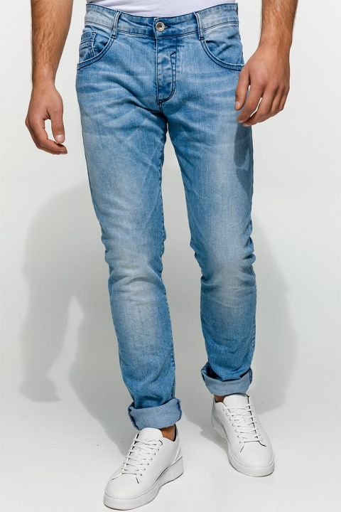 DU.DANI-S21/01 JEANS, LIGHT BLUE DENIM