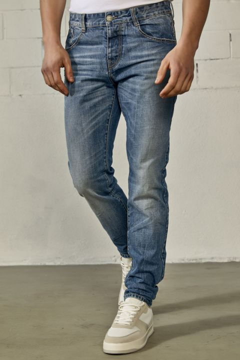 DANILO-RD JEANS, LIGHT BLUE DENIM