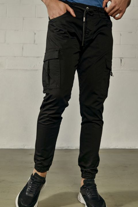 VALKO-SAN PANTS, BLACK