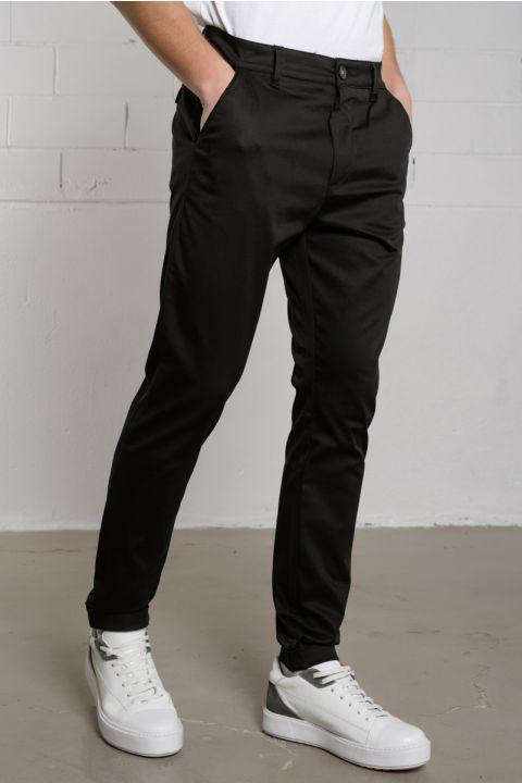 BRECHT-W20 PANTS, BLACK
