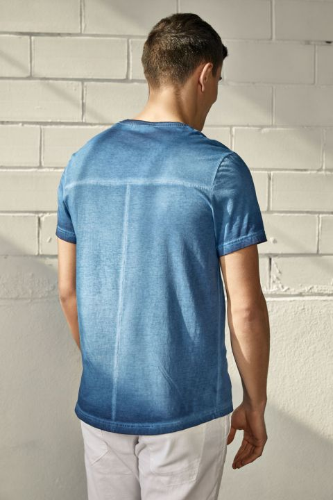 MERLIN TSHIRT, BLUE